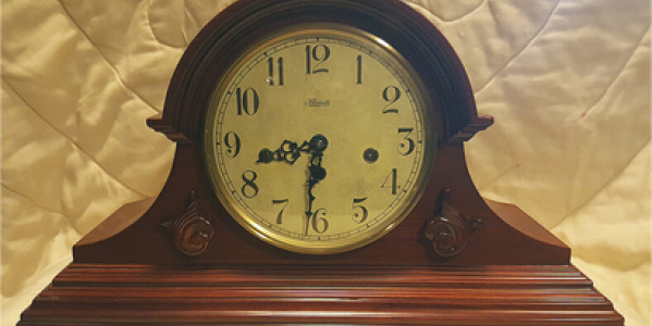 ANTIQUE CLOCKS - 4