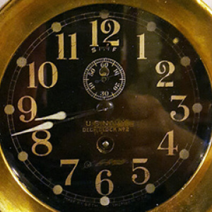 ANTIQUE CLOCKS - 7